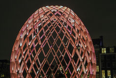 Ovo Illuminade Амстердам Стоковое Изображение RF