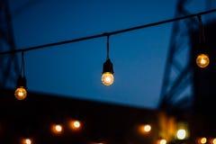 светлое напольное Стоковая Фотография RF