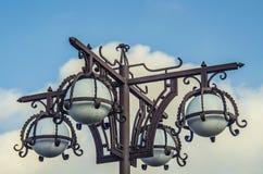 Светлое небо Стоковые Фото