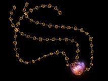 Светлое произношение по буквам Стоковая Фотография RF
