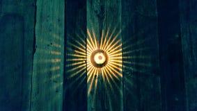 Светлое украшение Стоковые Фотографии RF