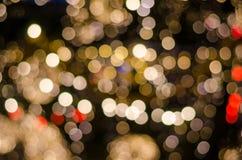 Светлое Bokeh Стоковая Фотография RF