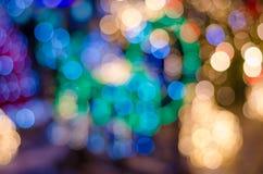 Светлое Bokeh Стоковое Изображение
