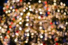 Светлое Bokeh Стоковая Фотография