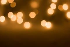 Светлое bokeh Стоковое фото RF