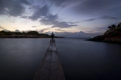 Светлое ibiza картины Стоковые Фото