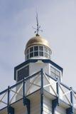 свет острова дома catalina малый Стоковое фото RF