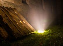 Свет от внутренности стоковое фото rf