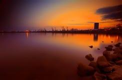 свет пасхи Стоковое Изображение RF