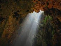 свет подземелья Стоковое Фото