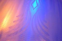 Свет предпосылки диаманта абстрактный Стоковая Фотография RF