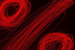 Свет предпосылки абстрактный Стоковая Фотография RF