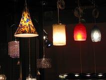 свет приспособлений стоковая фотография rf
