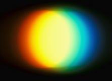свет разложением Стоковое Изображение RF