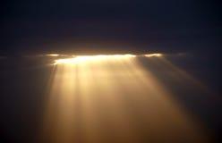 свет рая Стоковые Изображения RF