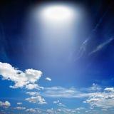 Свет сверху Стоковое Фото