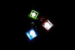 свет светильника Стоковые Изображения