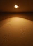 свет светильника Стоковые Фотографии RF