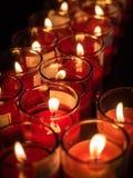 Свет свечи Стоковая Фотография RF