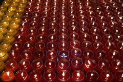 Свет свечки Стоковые Фото