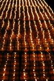 Свет свечки Стоковое Изображение RF