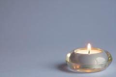 свет свечки Стоковая Фотография RF