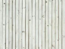 Свет - серая деревянная текстура, покрашенные серые планки Стоковые Фотографии RF