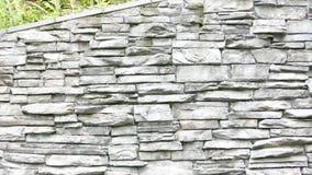 Свет - серая каменная стена Стоковое фото RF