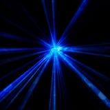 свет сини предпосылки Стоковые Фото