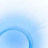 свет сини предпосылки Стоковое Фото