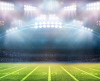 Свет стадиона Стоковое Фото