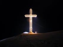свет темноты Стоковая Фотография RF