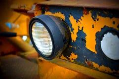 Свет трактора Стоковые Фото