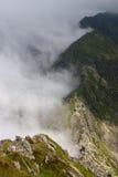 свет тумана граници Стоковые Изображения