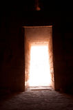свет упования к к прогулке стоковая фотография rf