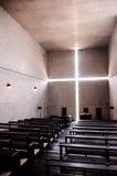 свет церков Стоковые Фото