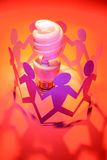 свет шарика Стоковые Изображения RF