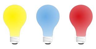 свет шариков Стоковое Фото