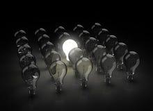свет шариков Стоковое Изображение RF