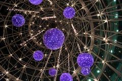 свет шариков Стоковая Фотография