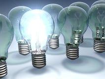 свет шариков Стоковые Изображения RF
