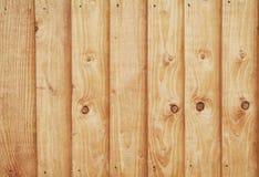 Светлые деревянные планки Стоковое фото RF