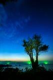 светлые тени Стоковое Изображение