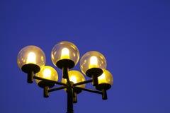 Светлые шарики Стоковые Изображения