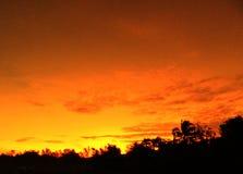 Светлый горизонт Стоковая Фотография