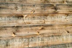 Светлый деревянный пол Стоковое Изображение