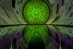 Светлый иллюзион стоковое фото rf