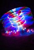 Светлый конспект картины стоковое изображение rf