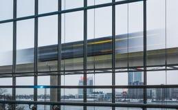 Светлый рельс Стоковая Фотография RF
