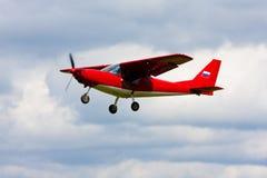 Светлый самолет Стоковое фото RF